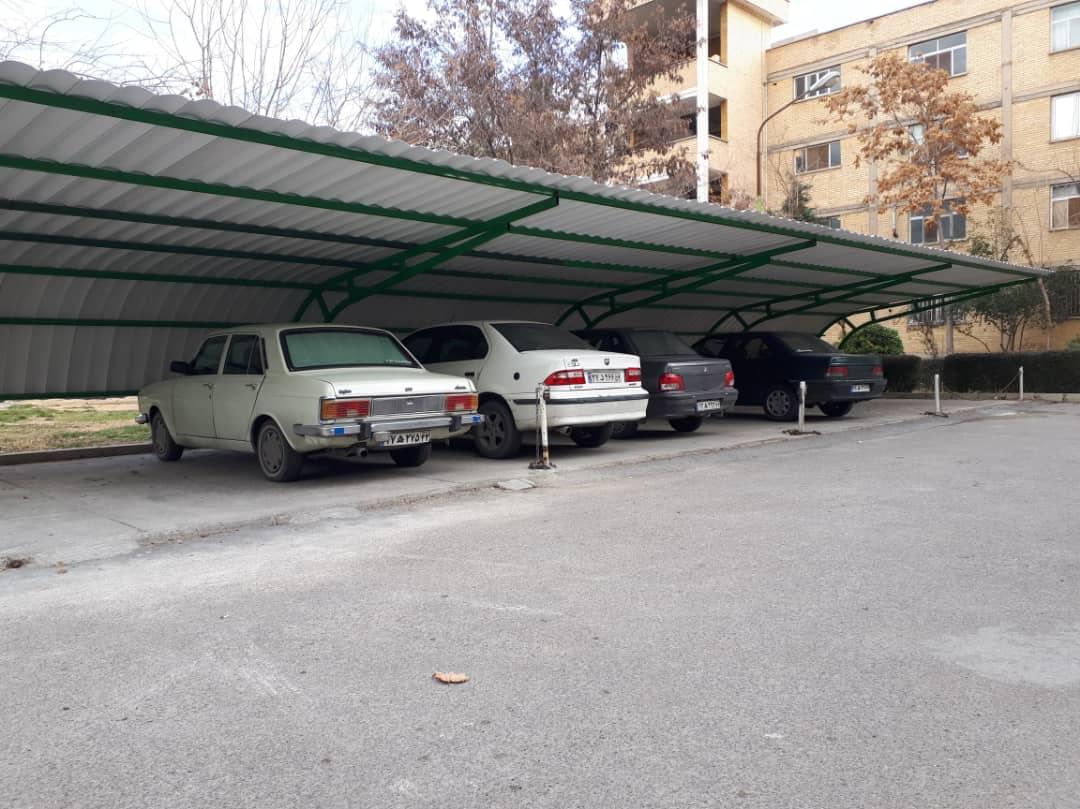 سایبان خودرو مجتمع